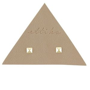 NWT Pyramid Stud Earrings